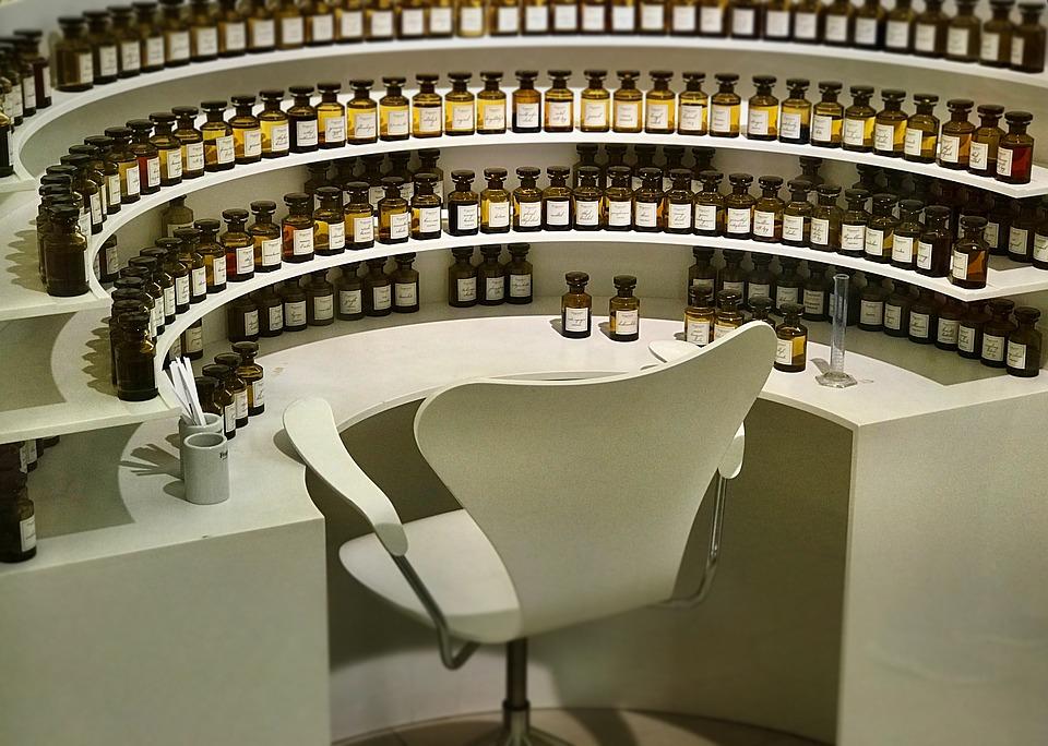 Les parfums ne sont pas des oeuvres | Le petit Musée des Marques