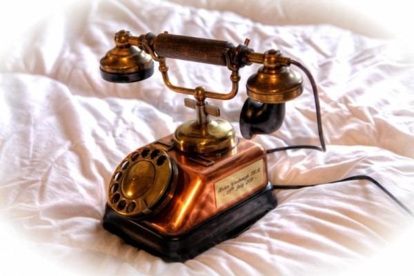 1930s Danish Telephone