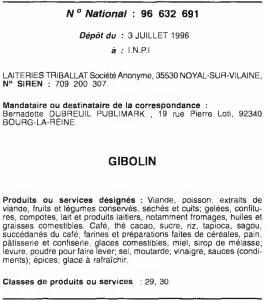 Marque française 96632691